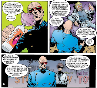 King Mob - Jack Frost - Dane McGowan - Videogame - Glitterdammerung
