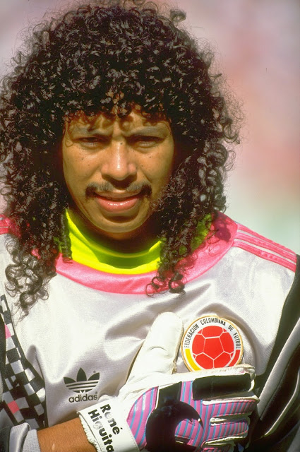 ... do René Higuita