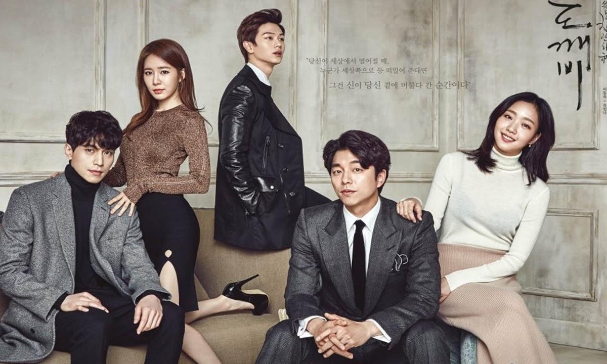 5 Soundtrack Drama Korea Goblin Terbaik