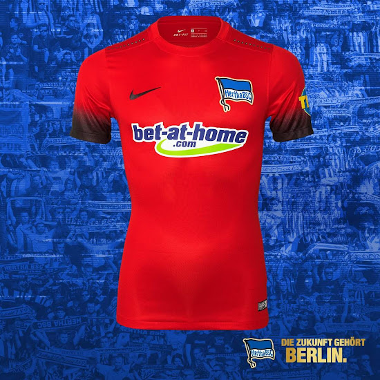 Nike Hertha Berlin 17-18 Away   Third Kits Released - Footy Headlines 11d9f56dc