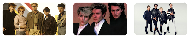 Soundtrack To My Life - My Top 5 Duran Duran Tracks - Duran Duran through the years