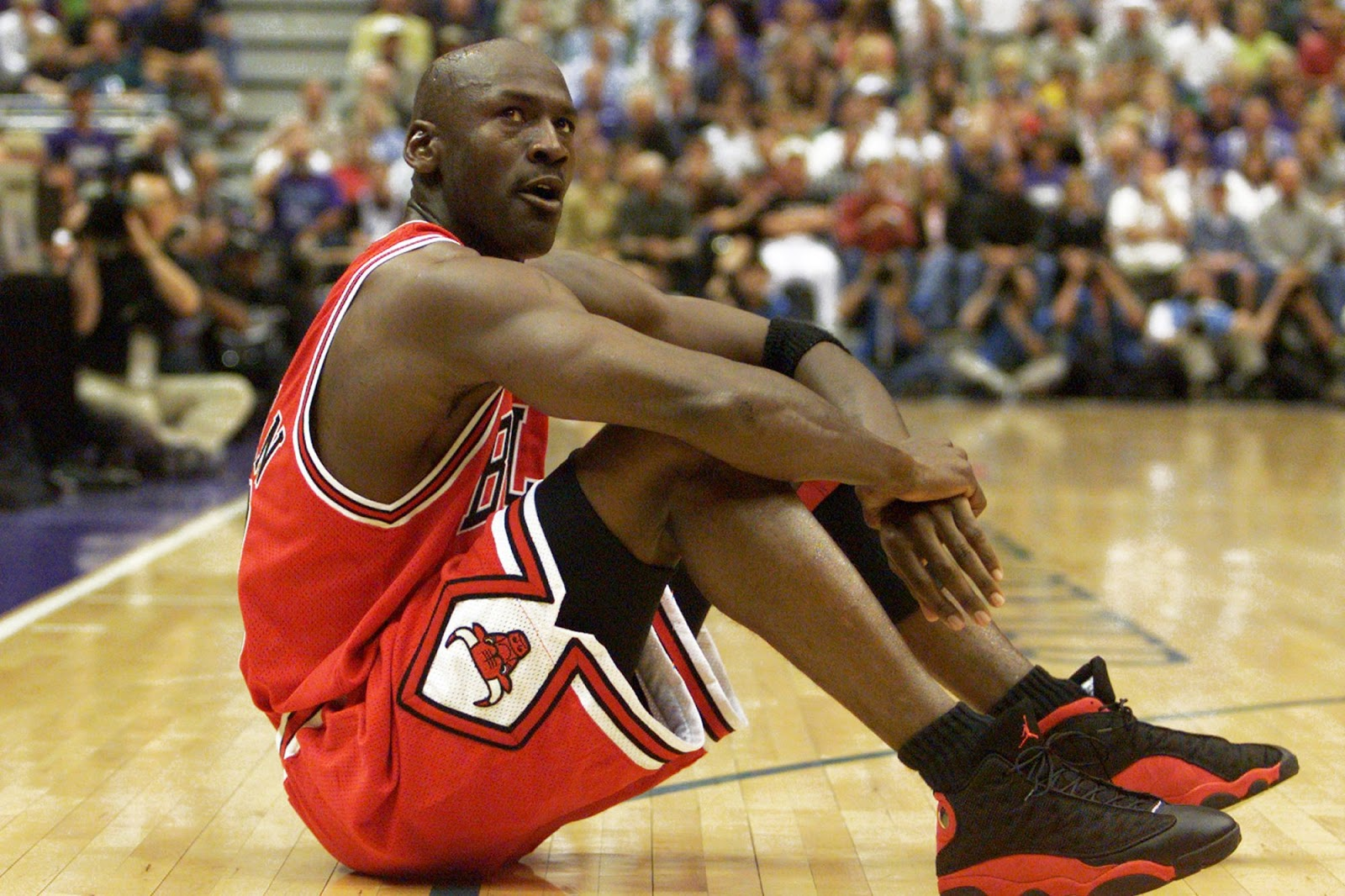 e06b64f70cc2 Michael Jordan is the greatest basketball player of all time and it s not  even close. I ve said this before and I ll gladly say this again and again  with no ...