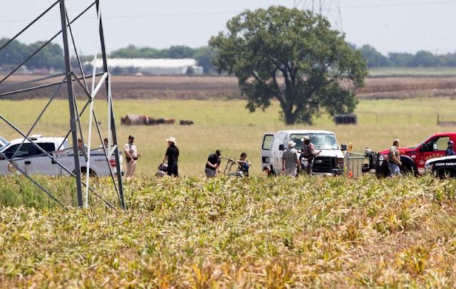 Balão cai e deixa 16 mortos nos Estados Unidos