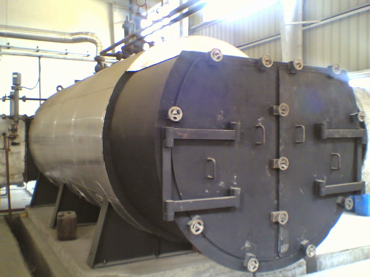 Waste Heat Recovery Boiler - Wastetherm