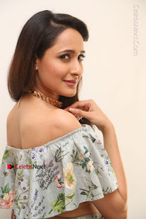 Actress Pragya Jaiswal Stills in Floral Dress at turodu Interview  0071.JPG