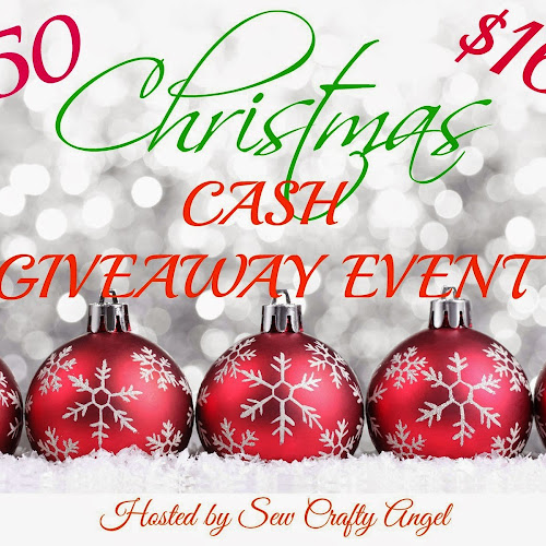 Christmas Cash Giveaway Event $1650