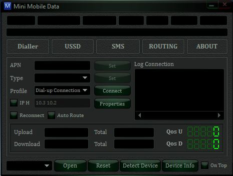 mini mobile data