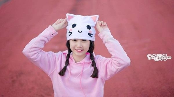 Ảnh girl xinh 10x Yến Bamby cute dễ thương  Ảnh Girl Xinh 10x