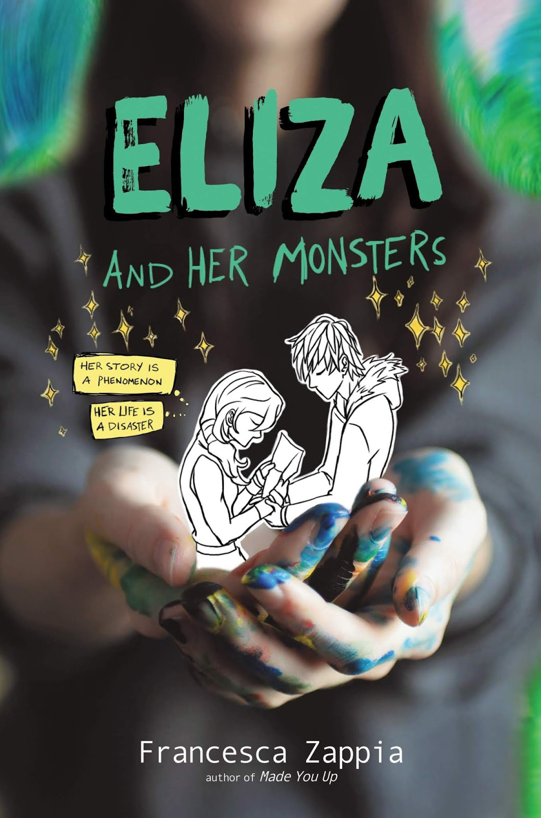 Eliza and Her Monsters by Francesca Zappia | Superior Young Adult Fiction | Book Review