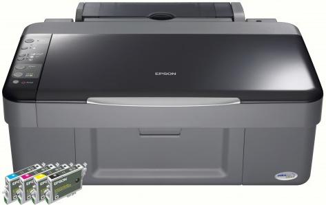 pilote pour imprimante epson stylus dx4000