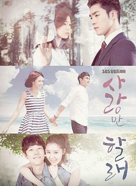 Korean Drama Series, Only Love, Korean Entertainment, Seo Ha Joon, Im Se Mi, Lee Kyu Han, Nam Bo Ra, Yoon Jong Hoon, Kim Ye Wo