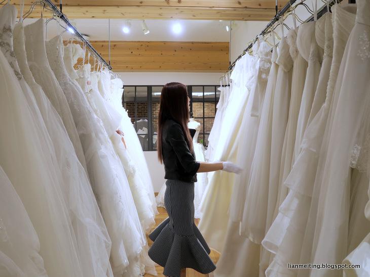 Lianmeiting wedding dresses