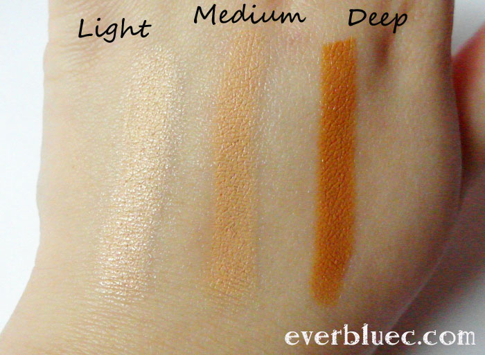 everbluec: Benefit Fake up A crease-control hydrating concealer