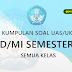 Kumpulan Latihan Soal UAS/UKK SD/MI Semester 2 Semua Kelas