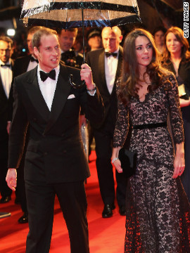 prince william duchess of cambridge kate middleton war horse premiere