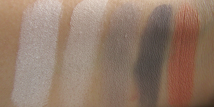 T.LeClerc Palette of the Elégantes Lidschatten Palette - Swatches 1