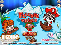 Help this brown city recieve some of the white stuff this #ChristmasEve! #ChristmasGames #HolidayGames