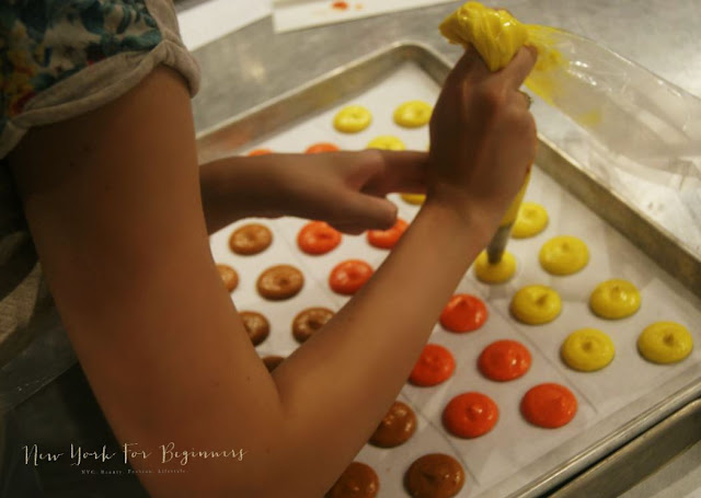 french macaron cooking class in new york with if only
