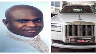 Apostle Chibuzor rejects Rolls Royce gift
