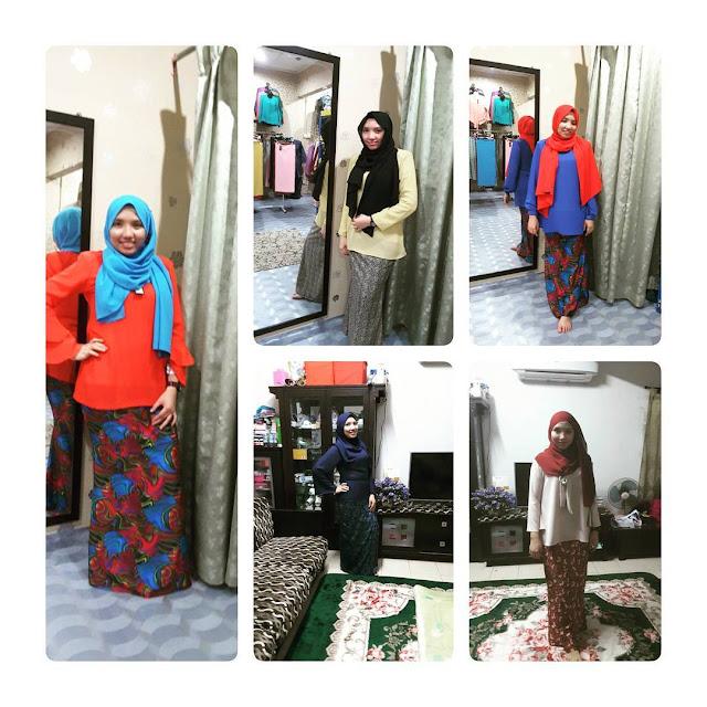 Qaseh Zamri Collection Pilihan Ramai di Hari Raya