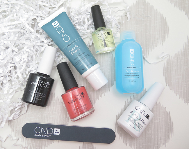 Review of the CND Nail Rescue Kit