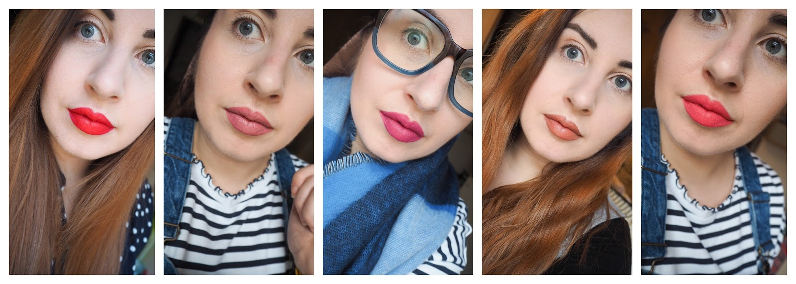 M&SBeauty: Autograph Colour Intense Liquid Lipstick + Swatches*