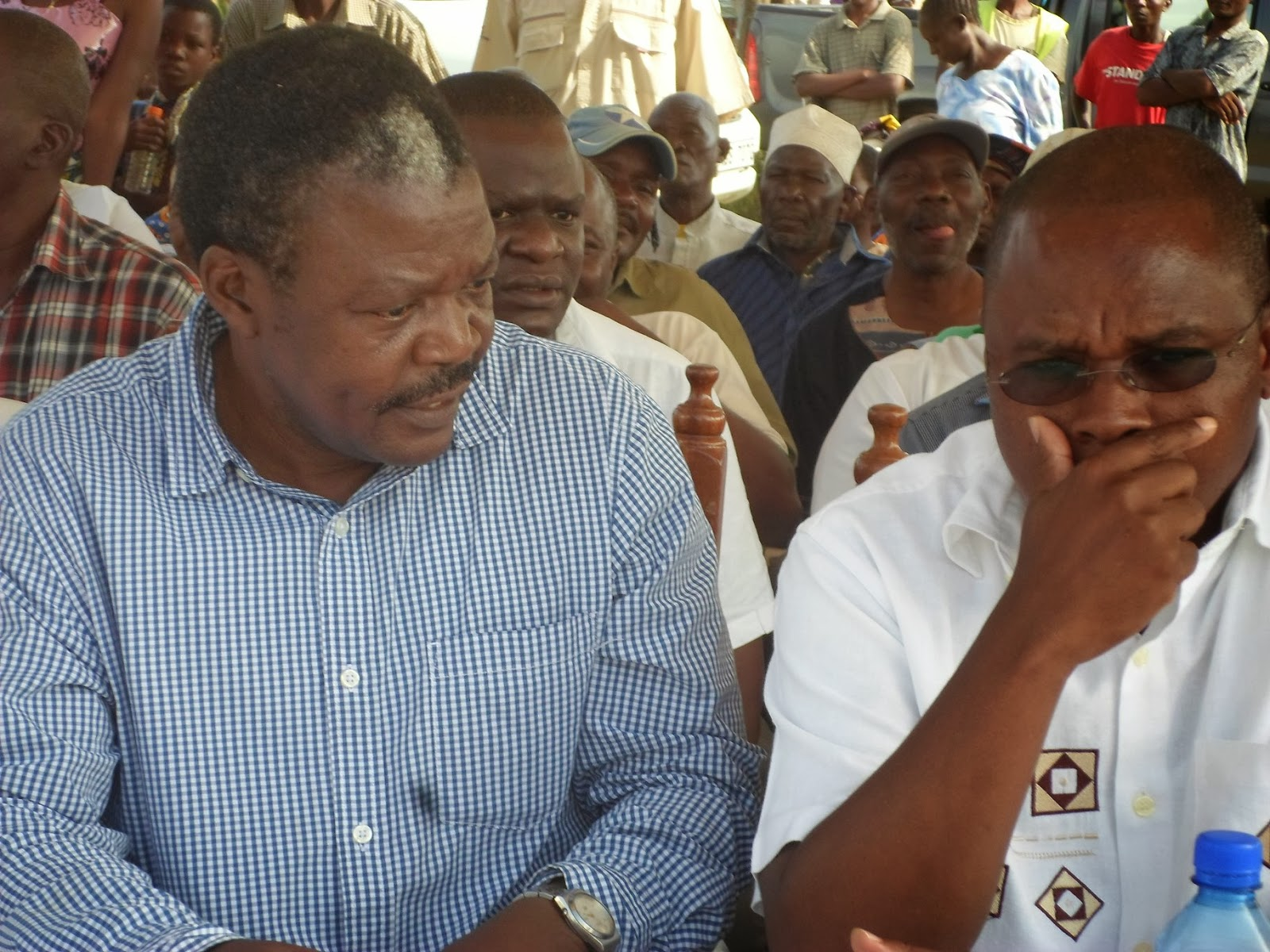 Image result for Rabai MP William Kamoti admitted