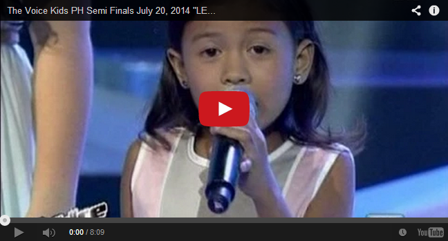 Watch Darlene, Lyca and Edray Sings 'Let It Go' on The Voice Kids PH Live Semi-Finals