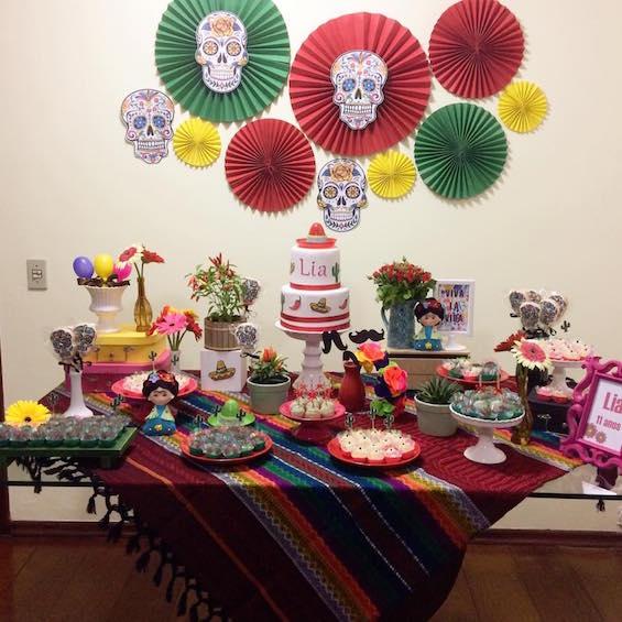 Festa junina mexicana