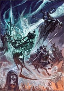 Leaked Images: Details for Skeleton Horde and Skaven Pestilens