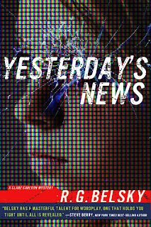 Excerpt: Yesterday's News by R.G. Belsky