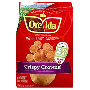 packet of crispy crowns whatever they are!