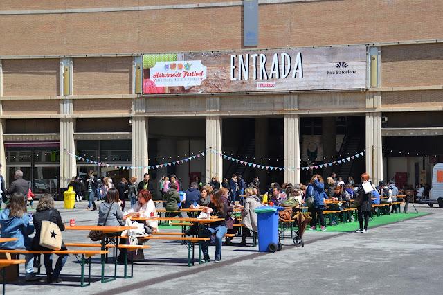 HANDMADE FESTIVAL IN BARCELONA