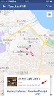 peta penyedia wifi gratis