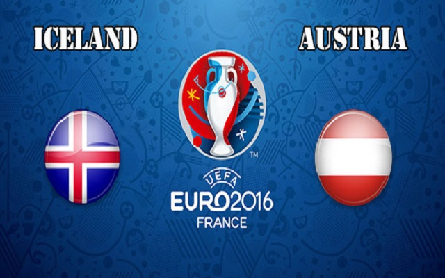 Austria vs Iceland 1-2 at UEFA EURO 2016 - All Goals Video