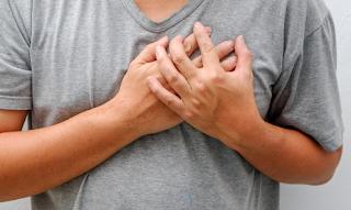 Ciri Khusus Dada Sebelah Kiri Sakit akibat Penyakit Jantung