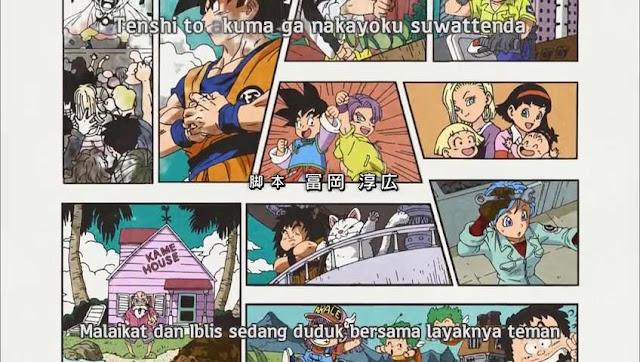 Dragon ball super Ending 7