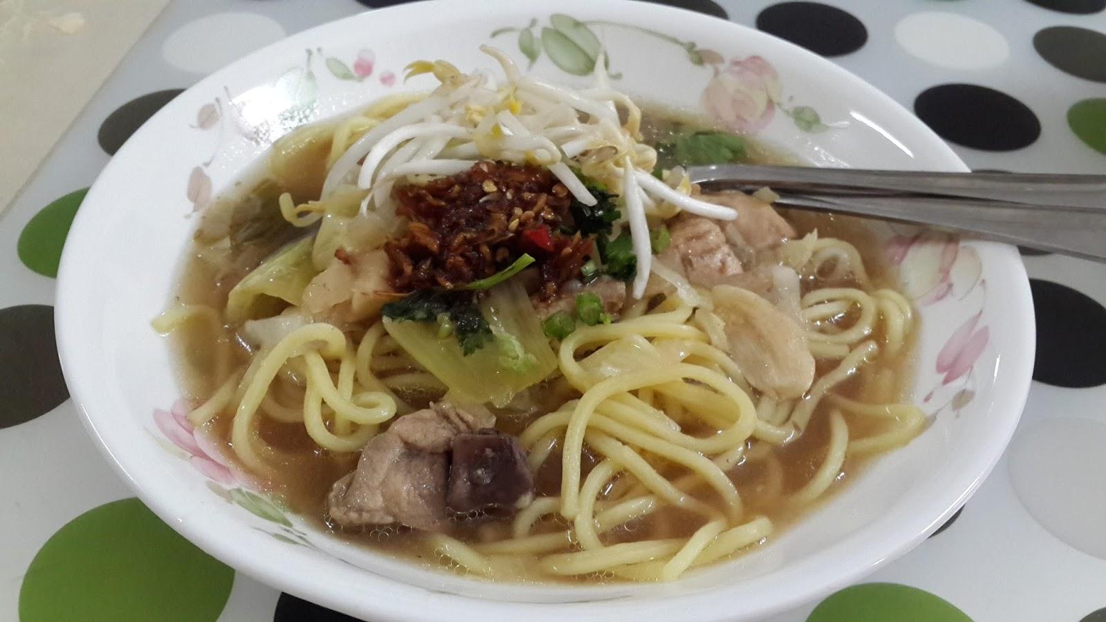 resepi mee   mudah  sedap klik disini Resepi Sup Ayam Kiub Maggi Enak dan Mudah