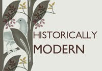HISTORICALLY MODERN: <br> QUILTS, TEXTILES & DESIGN