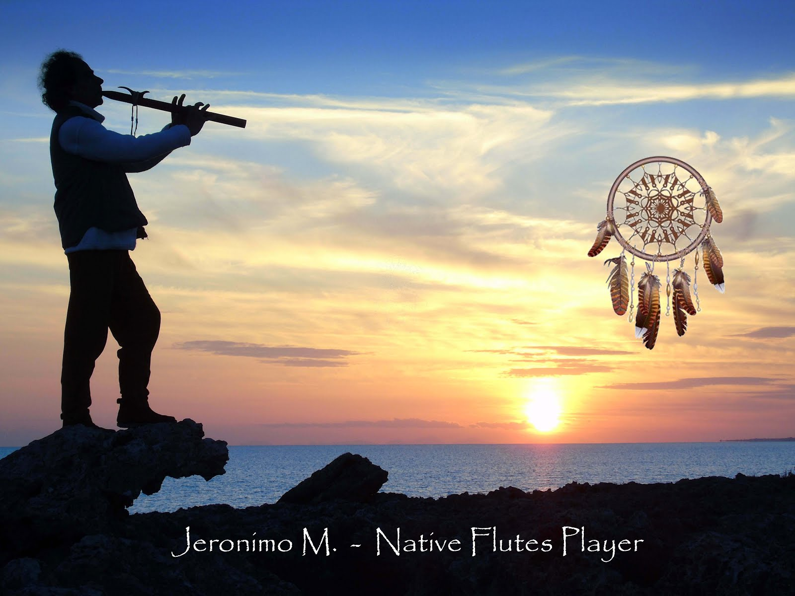 Jeronimo  -  Native Flutes