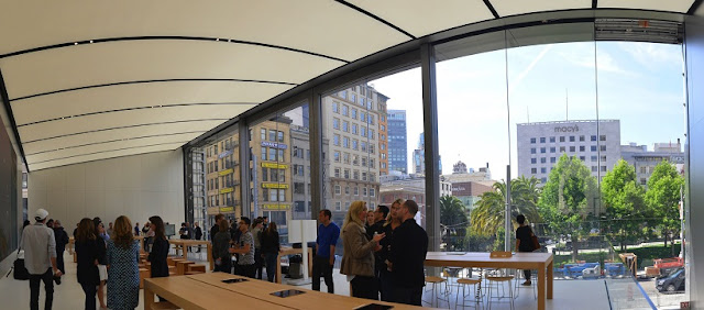 Lojas para a compra de iPhone 8 em San Francisco