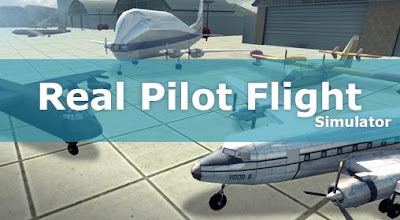 Real Pilot Flight Simulator 3D Mod Apk Download