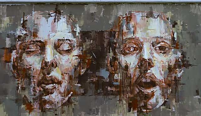 Borondo new mural in cotignola italy part ii for Europeo arredamenti mosciano sant angelo