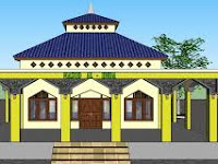 Download File : Contoh Proposal Rehab Pembangunan Masjid 2016