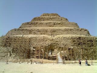 piramide de piedra