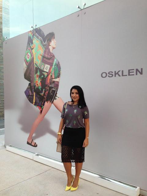 Osklen inaugura Shop in Shop na Magrella com Coleção de Verão 2017