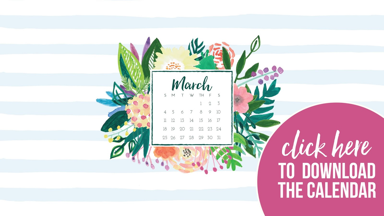 March 2018 Desktop | I Teach. What's Your Superpower?
