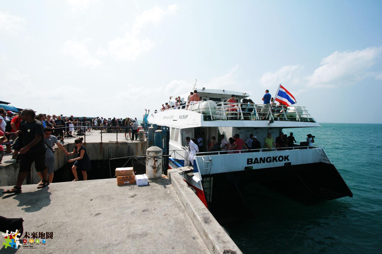 泰國島嶼旅遊交通篇(3)-島嶼間的移動   小王子的島嶼旅行資訊集散地 3.0