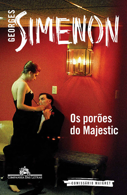 Os porões do Majestic - Georges Simenon