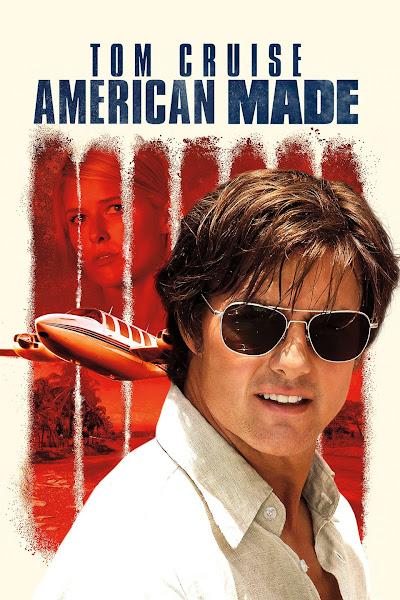 American Made (2017) Dual Audio Hindi 600MB BluRay 720p HEVC x265 ESubs
